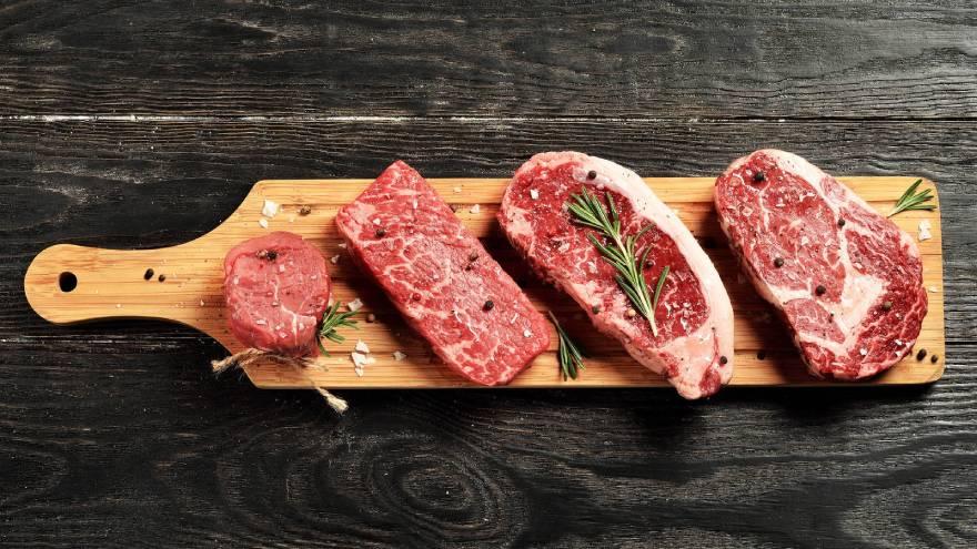 La carne de vaca es ideal para fortalecer los músculos