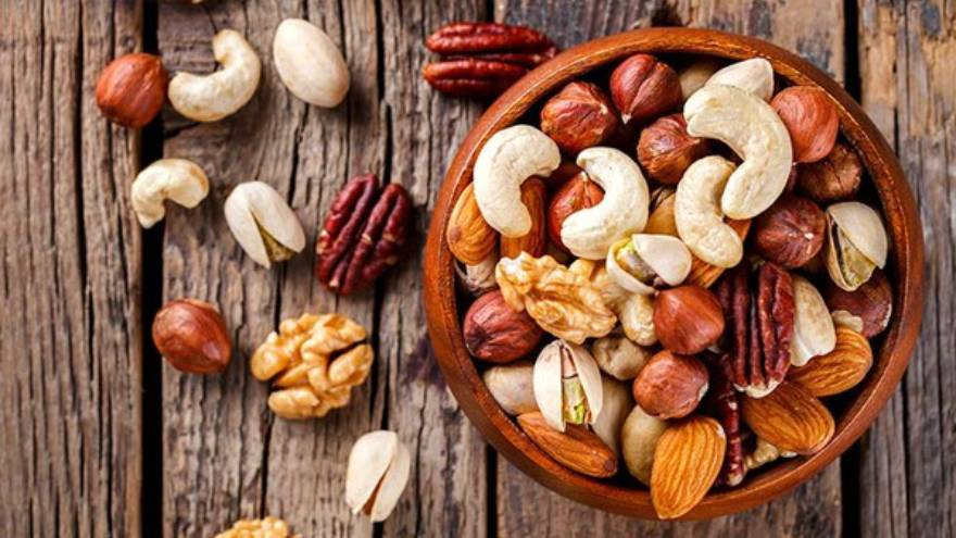 Los frutos secos son sumamente ricos en nutrientes