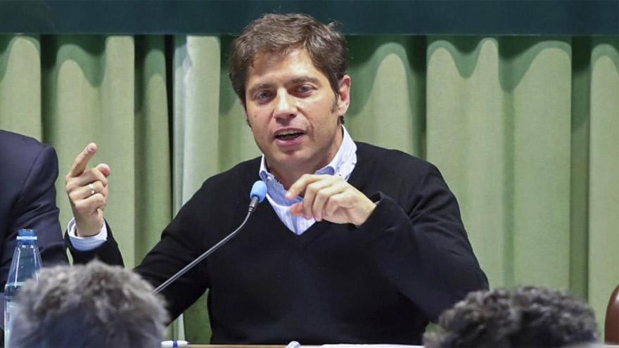 Al endurecer el procedimiento para despidos, Kicillof se diferencia del gobierno nacional