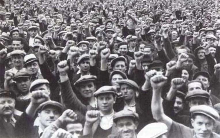 Las huelgas de 1886 en Estados Unidos son conmemoradas el Día Internacional del Trabajador