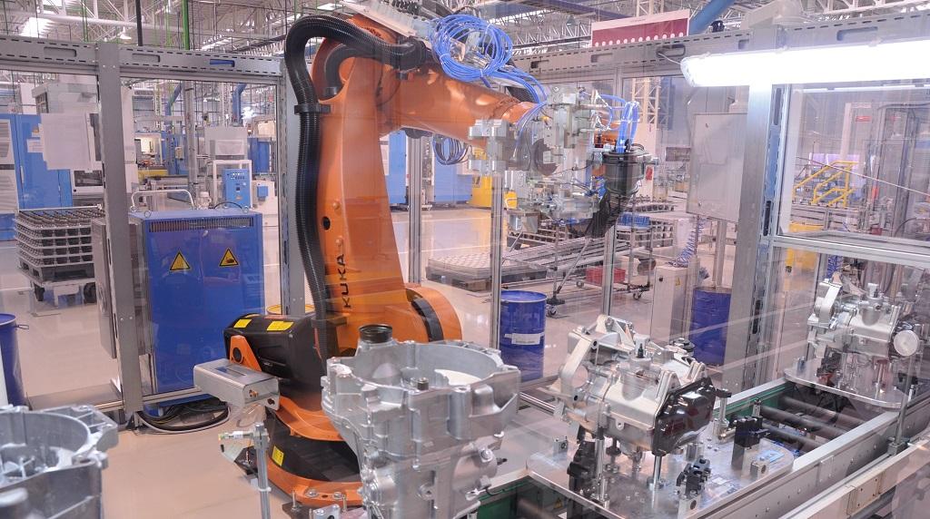 Volkswagen inició la producción de cajas de cambio en Córdoba.