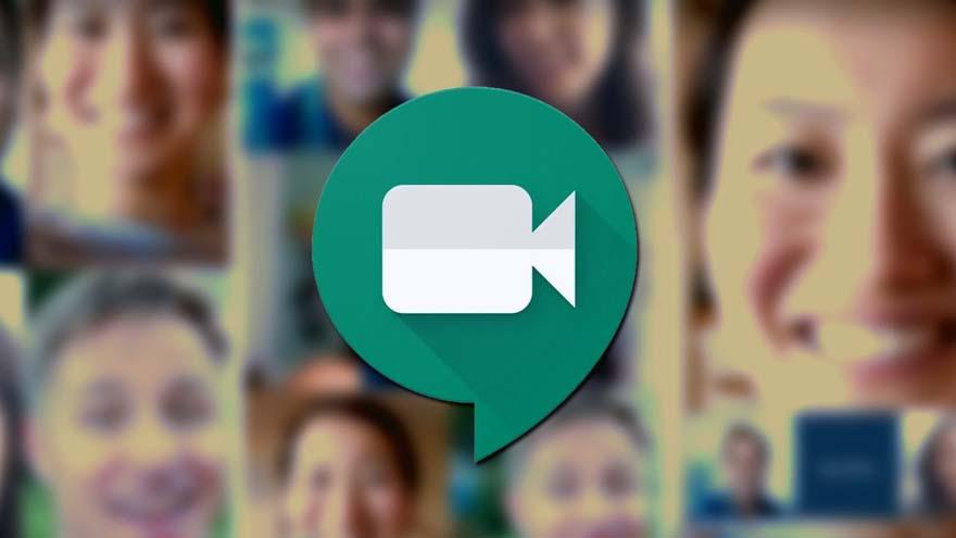 El uso de GoogleMeet creció en el aislamiento.