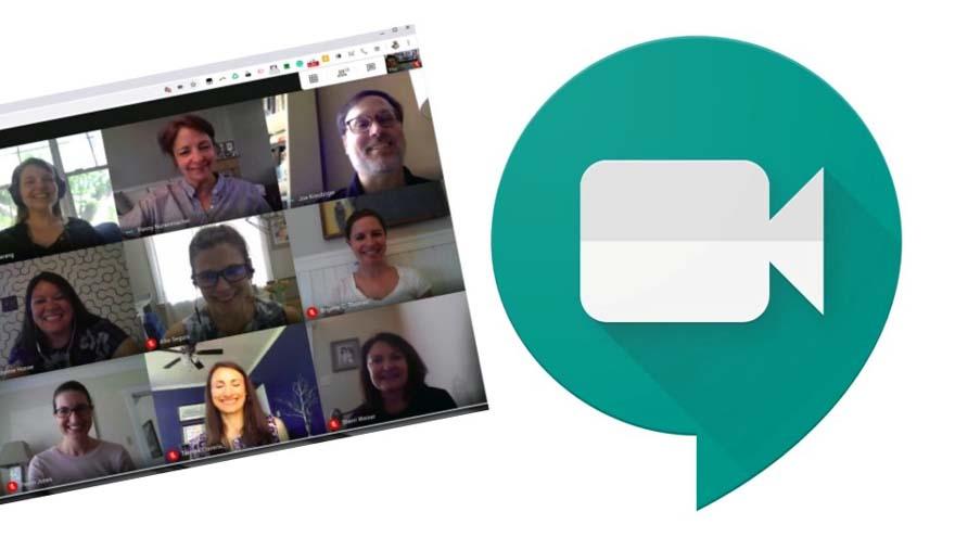 Google Meet sirve para navegadores web y dispositivos móviles, y está enfocada al entorno laboral.