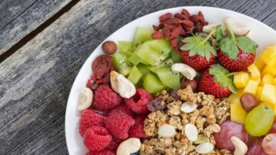 Las frutas son una fuente de azucares naturales