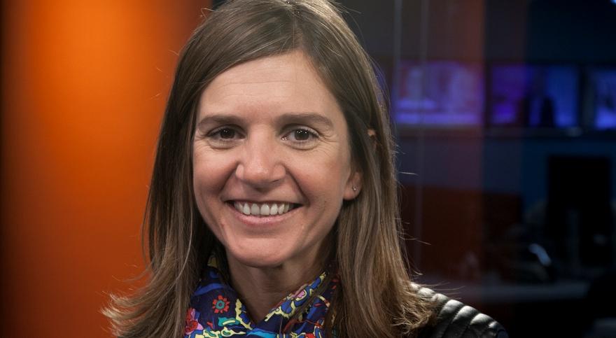 Fernanda Raverta, la titular de ANSES