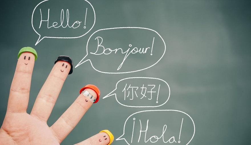 Las ventajas de saber muchos idiomas.