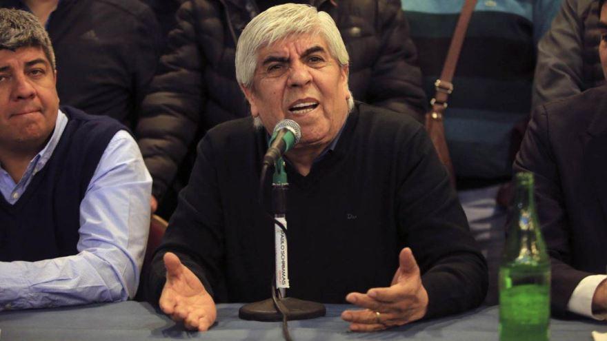 Hugo Moyano, con la mira en el nuevo sector estrella de la economía