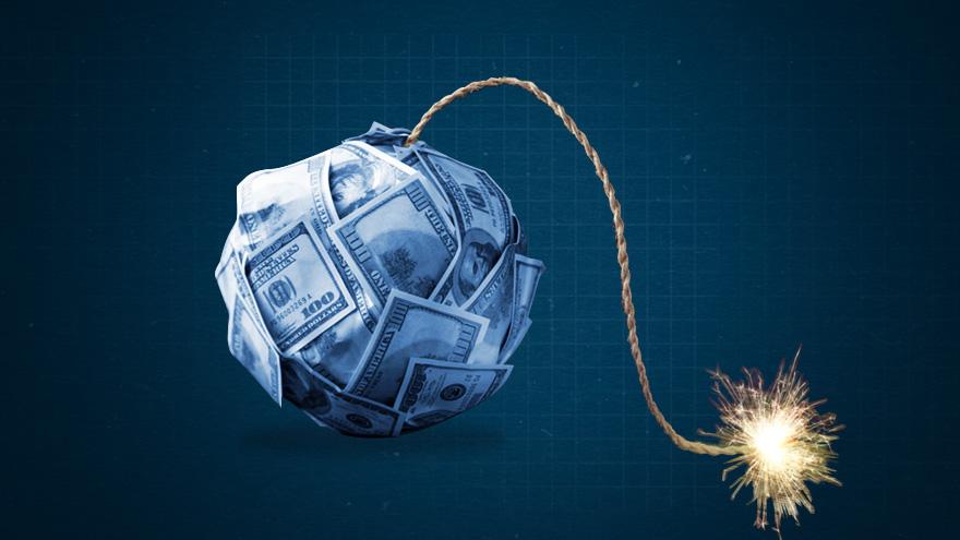 La disparada del dólar blue, principal preocupación en el equipo económico