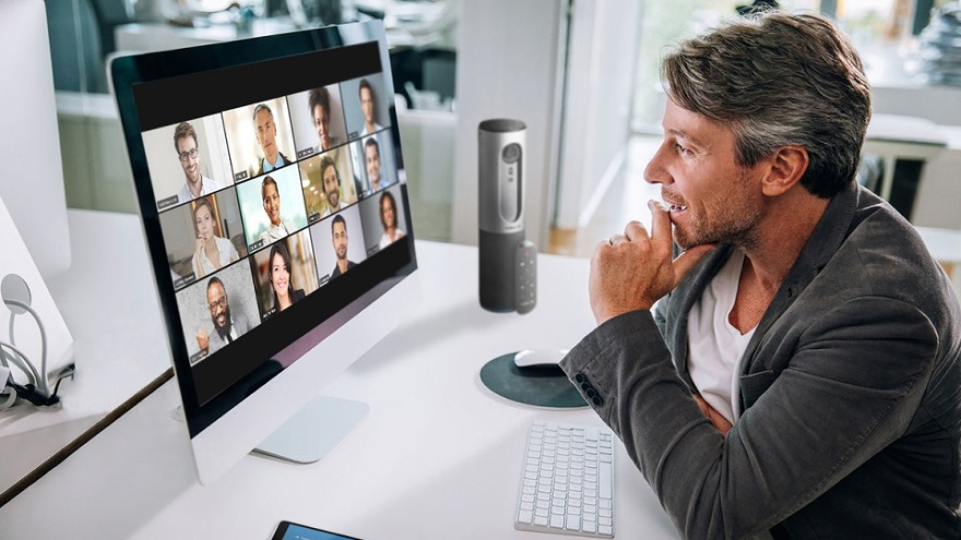 El uso de las videollamadas explotó por el aislamiento por la pandemia.
