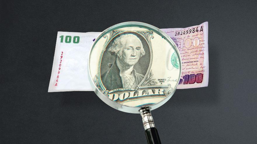 Entre mayo y julio las empresas colocaron gran cantidad de bonos dólar linked