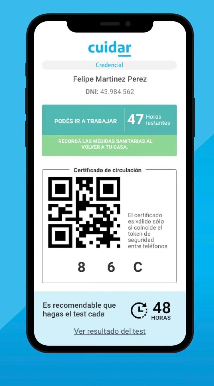 App Cuidar: cómo descargarla y cómo funciona
