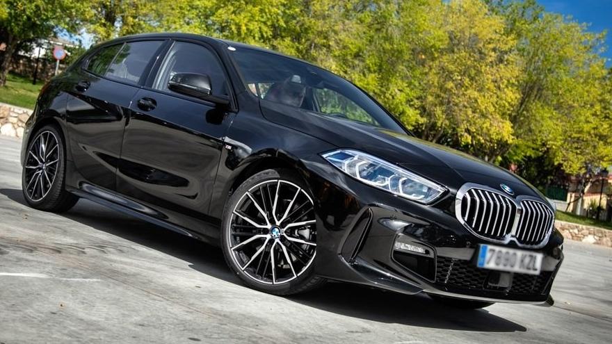 BMW Serie 1, renovado.