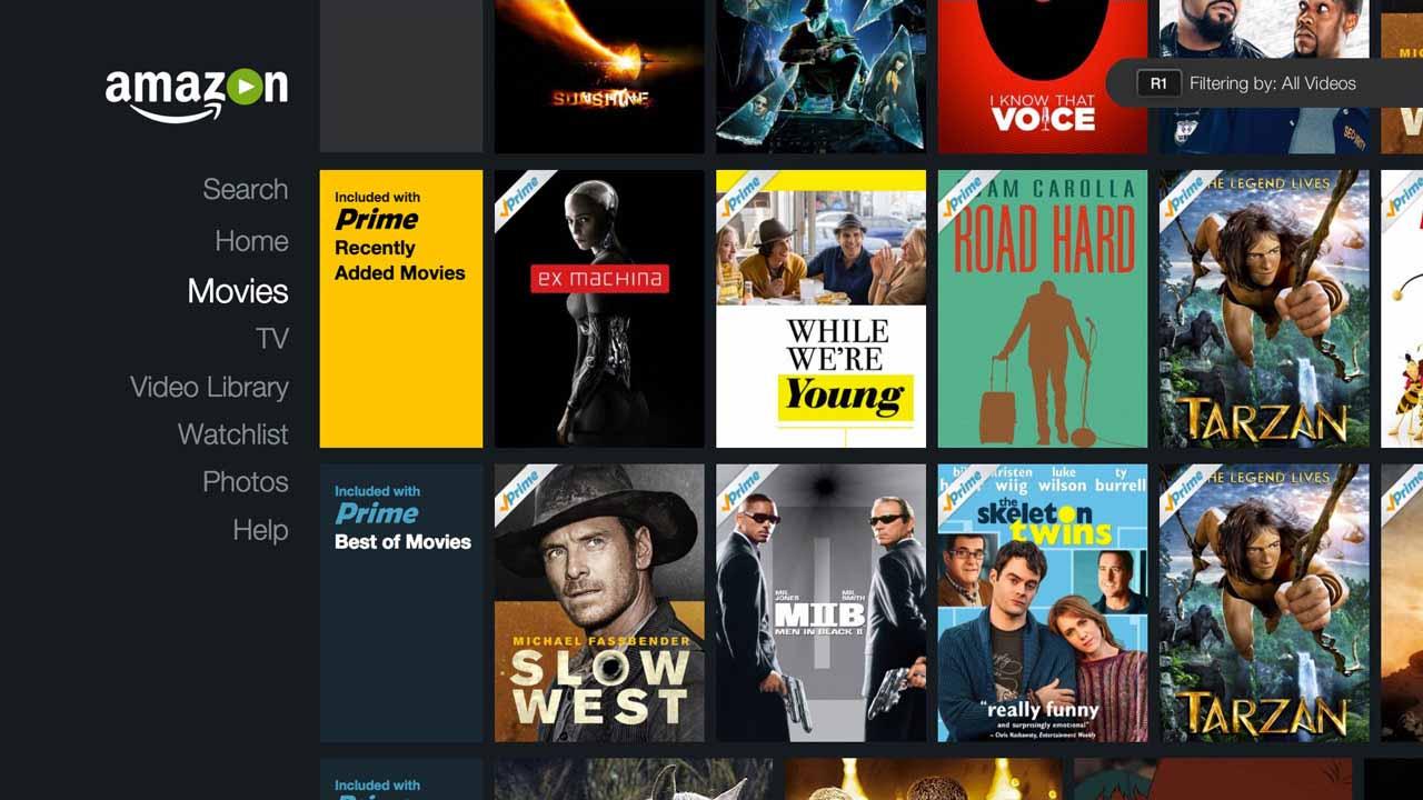 Amazon Prime Video se puede contratar de manera independiente, aunque ya está también en Movistar Play