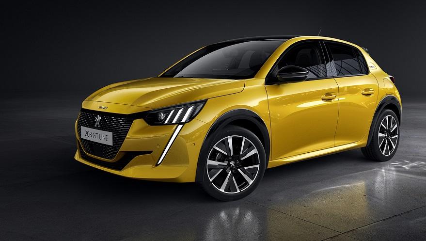 Así es el Peugeot 208 que se fabricará en la Argentina.