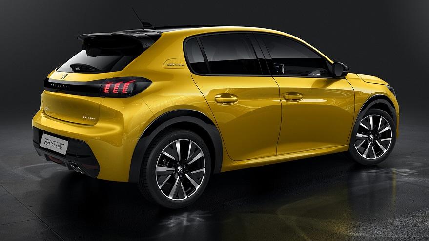 La nueva plataforma hace al Peugeot 208 más versátil.