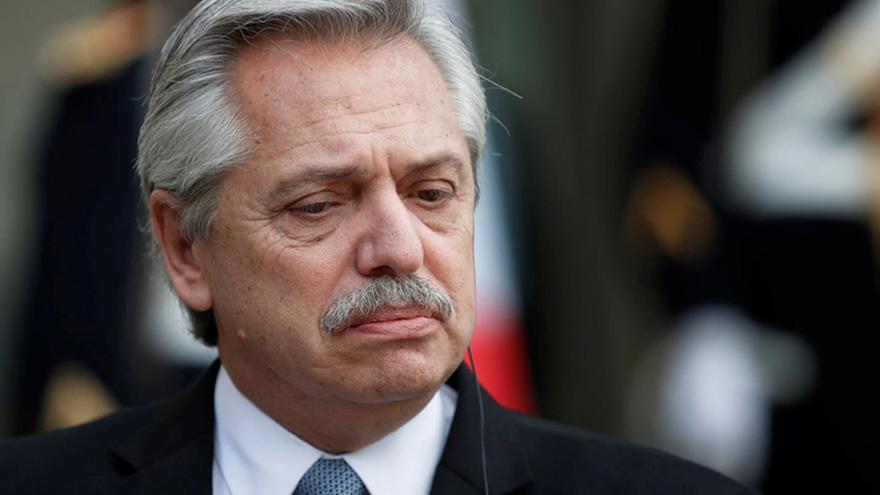 Alberto Fernández sigue teniendo una valoración muy alta en la opinión de la sociedad