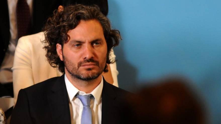 El jefe de Gabinete de Alberto Fernández calificó de