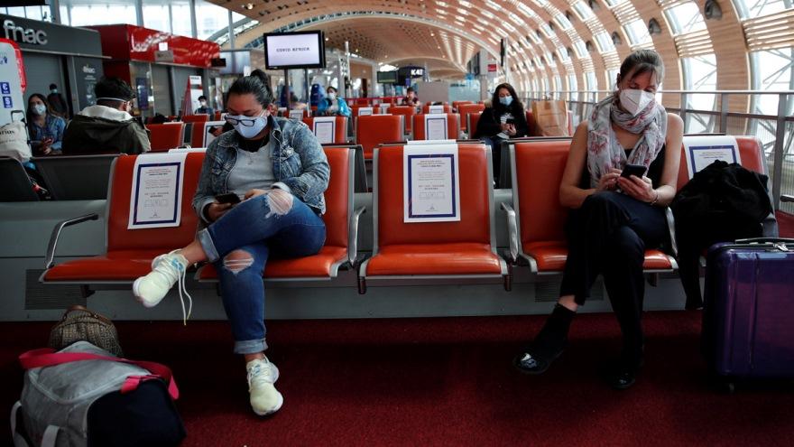 El protocolo abarca desde la llegada al aeropuerto hasta su salida
