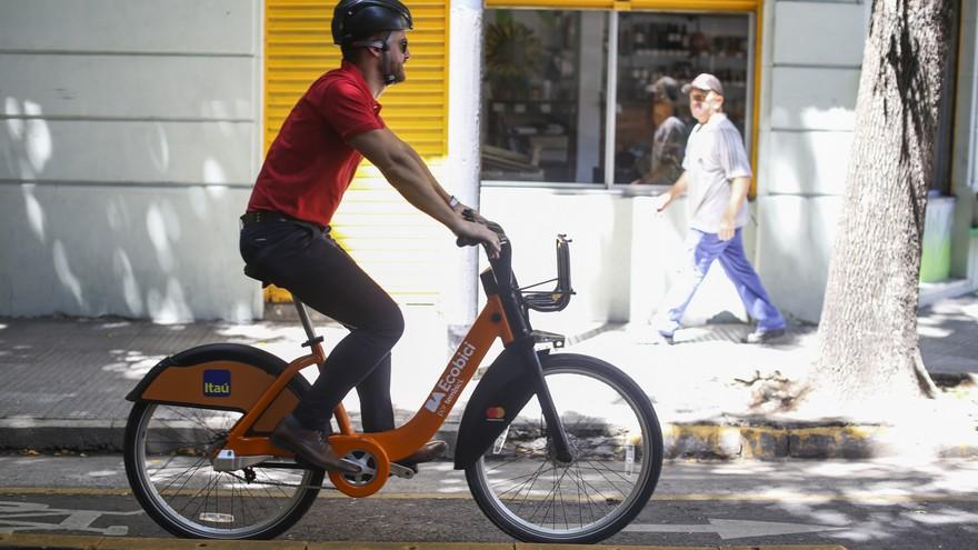 Ecobici, las bicicletas gratuita de la Ciudad.