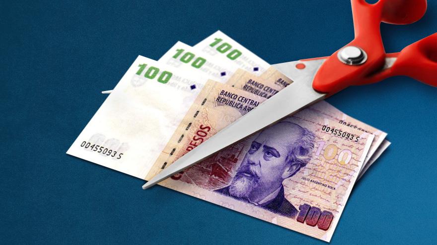 El cambio de fórmula jubilatoria, unido al efecto inflacionario, será una de las vías de compensación por la expansión del gasto público