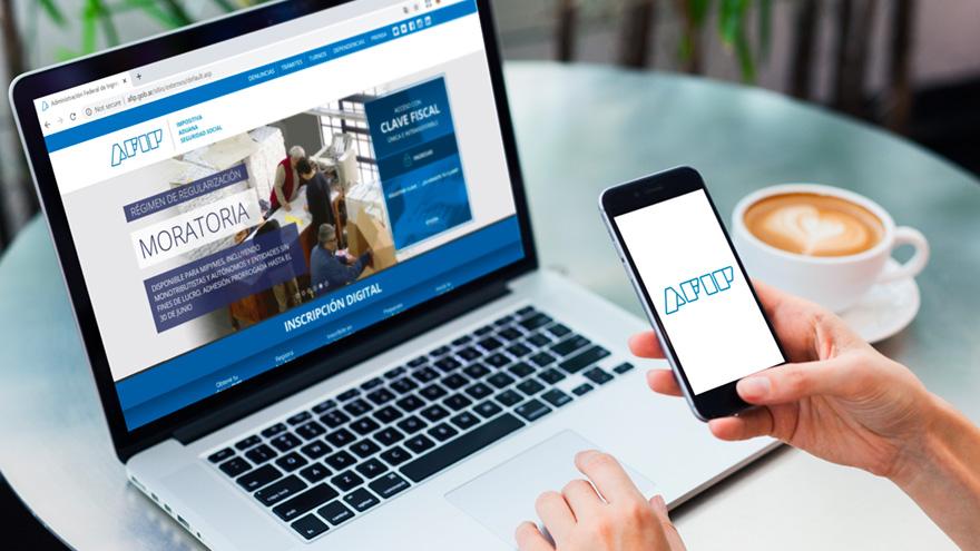 Los créditos a tasa 0% para monotributistas y autónomos se gestionan desde la página web de la AFIP