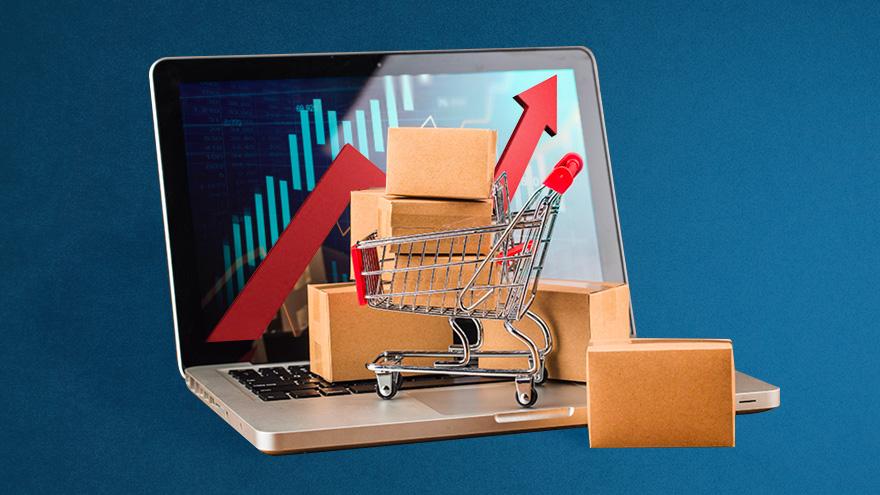 Desde Hop destacaron el crecimiento del comercio electrónico por causa de la pandemia.