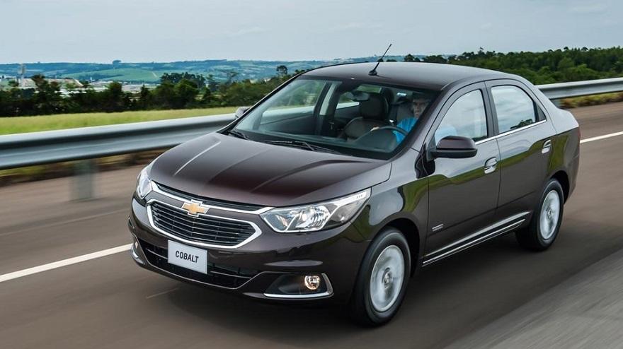 Chevrolet Cobalt, otro más a remate.