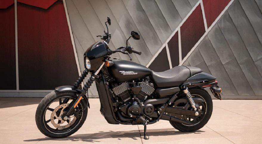 Harley Davidson 750 Street, una líder en su categoría.