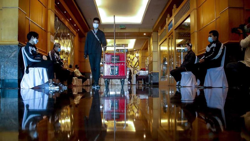 En el segmento de la hotelería dan por descontado que el turismo no regresará hasta el 2021.