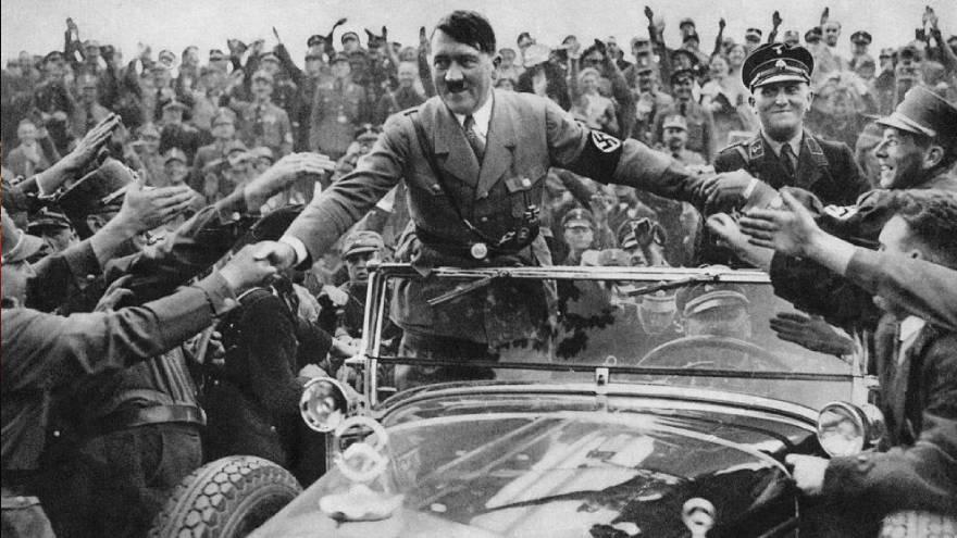 Nostradamus predijo el ascenso de Hitler al poder