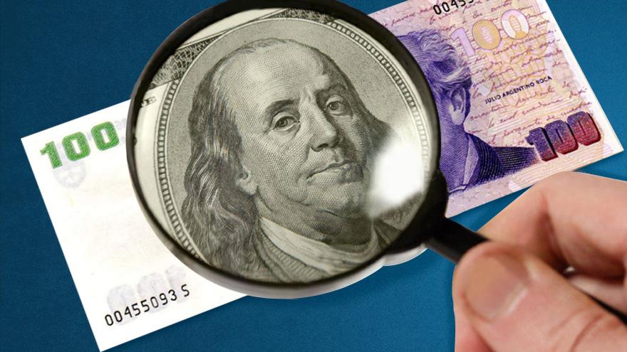 Para los que apuestan a que el dólar va a seguir bajando, les conviene posicionarse en dólares y luego volver a dolarizarse cuando convenga.