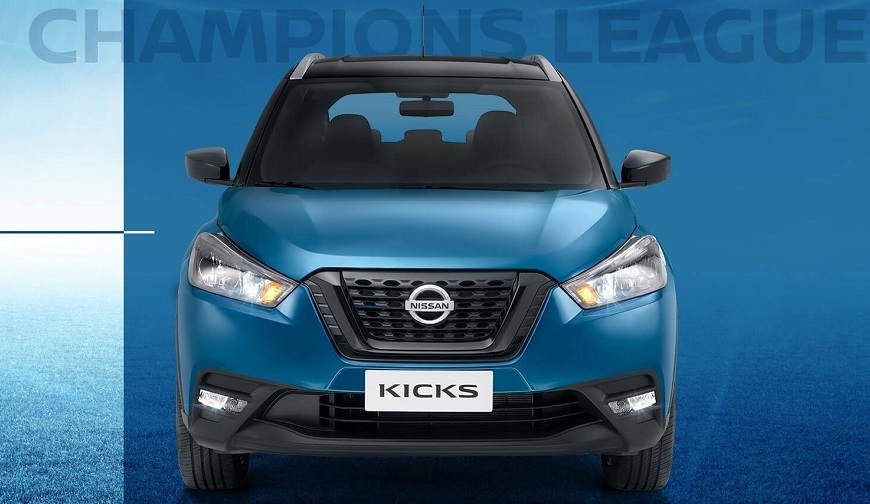 Nissan Kicks UEFA Champions League.