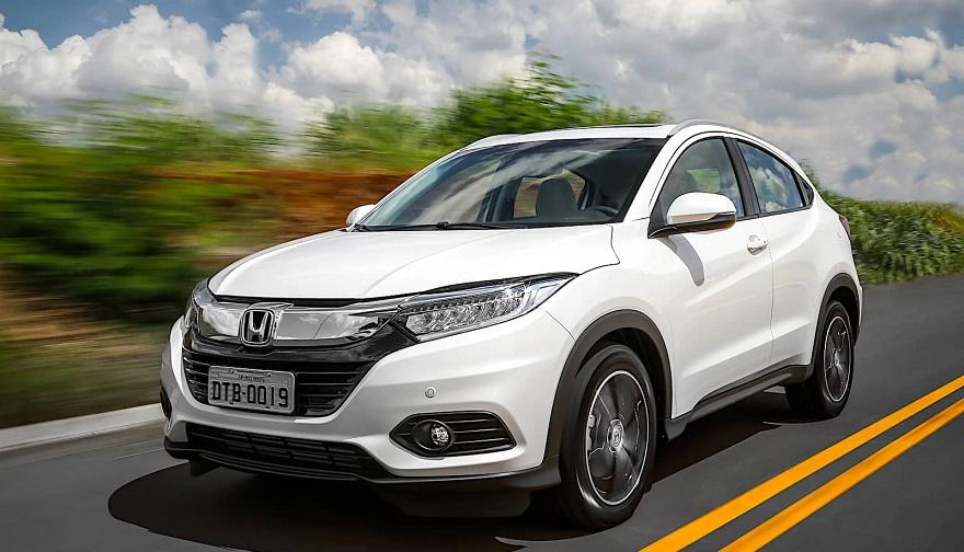 Honda HR-V, uno de los pioneros en el segmento intermedio.