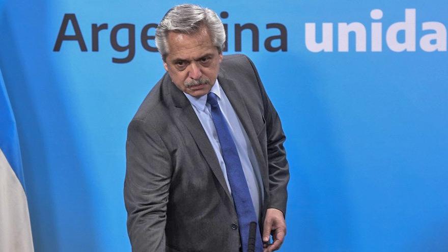 Alberto Fernández visitó Formosa por primera vez desde que asumió como presidente