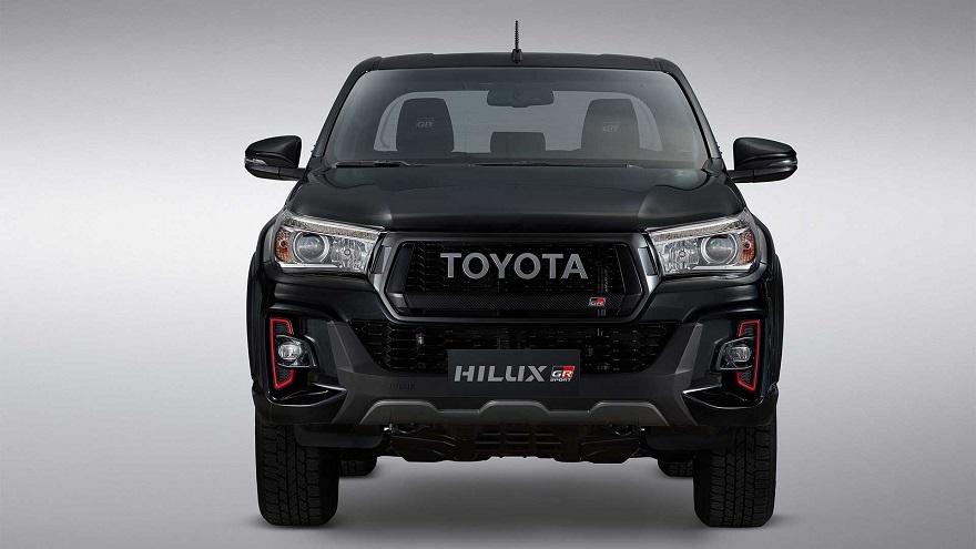 Toyota Hilux, líder en la categoría utilitarios livianos.