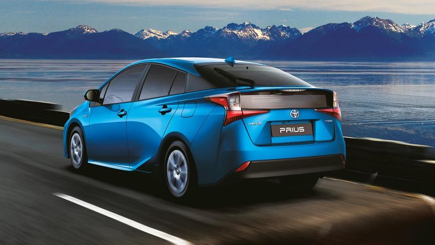 Toyota Prius, el ecológico de nacimiento.