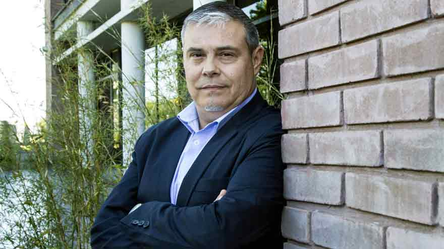 Alex Torriglia, CEO de la fintech XCOOP.