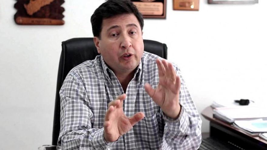 Daniel Arroyo, ministro de Desarrollo Social.