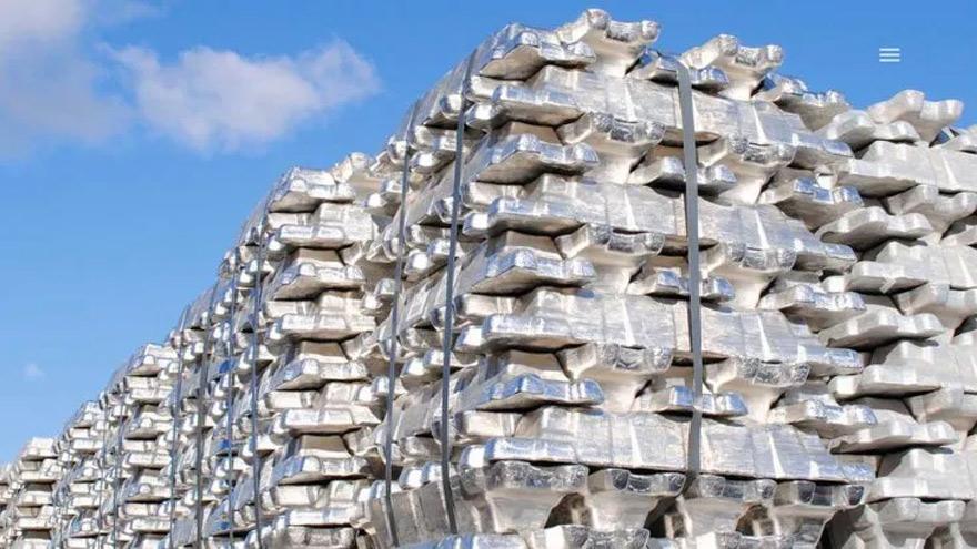 Aluar es el principal fabricante de aluminio de la Argentina