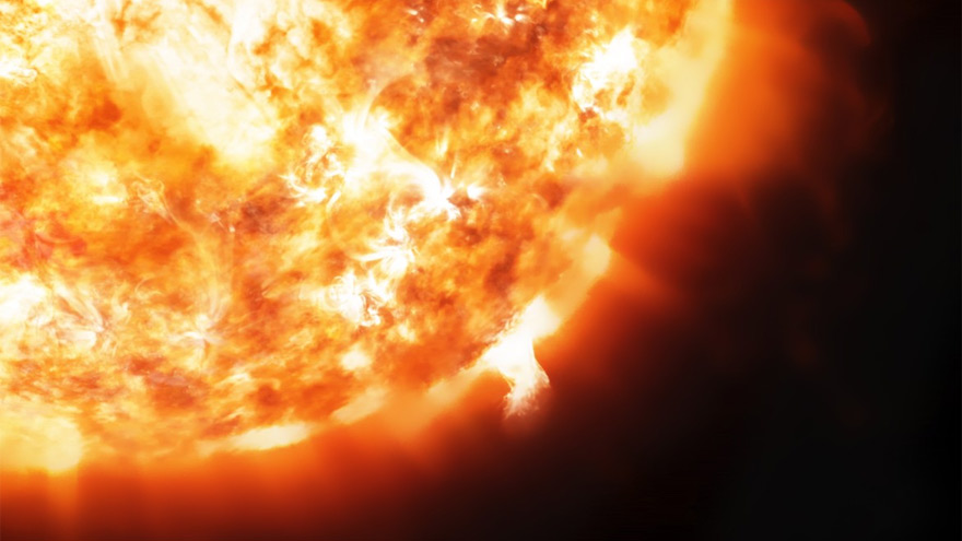 Un Sol más débil podría propiciar la llegada de más radiación cósmica a la Tierra.