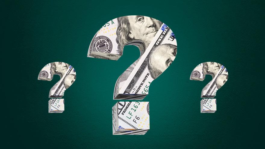 La pregunta que se hace el mercado es cuál es el precio del dólar en este contexto