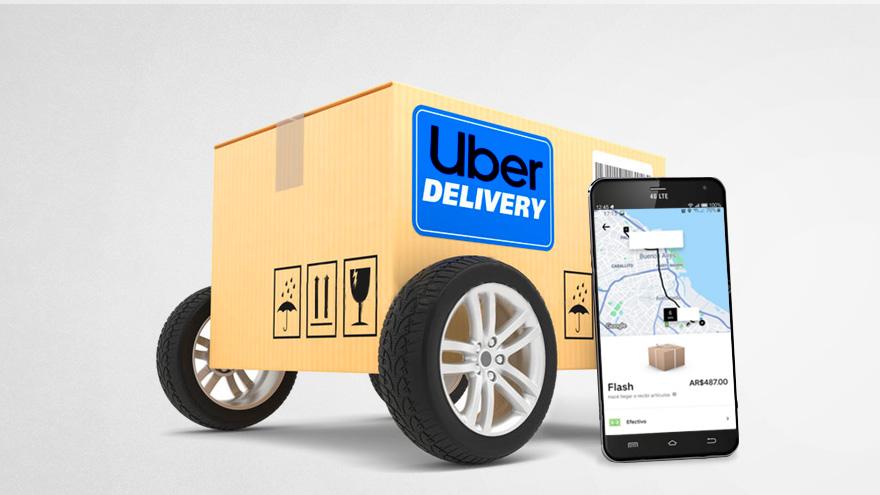 Los envíos de productos y el delivery de comidas fueron los servicios que vienen desarrollando las apps de movilidad con la pandemia