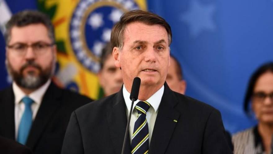 El presidente brasileño, Jair Bolsonaro, tiene planes para el comercio por fuera del Mercosur.