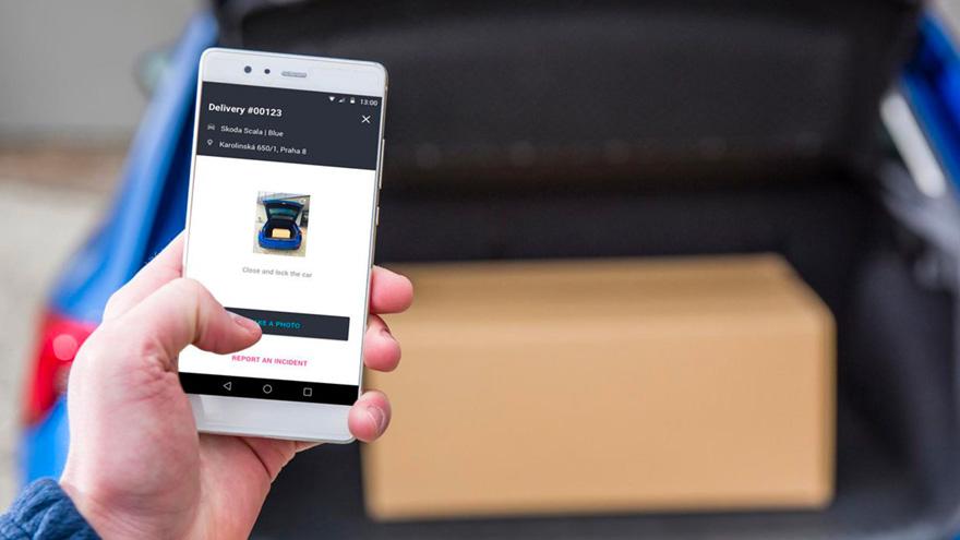 Los envíos de paquetes a través de las apps de movilidad son servicios crecientes en cuarentena