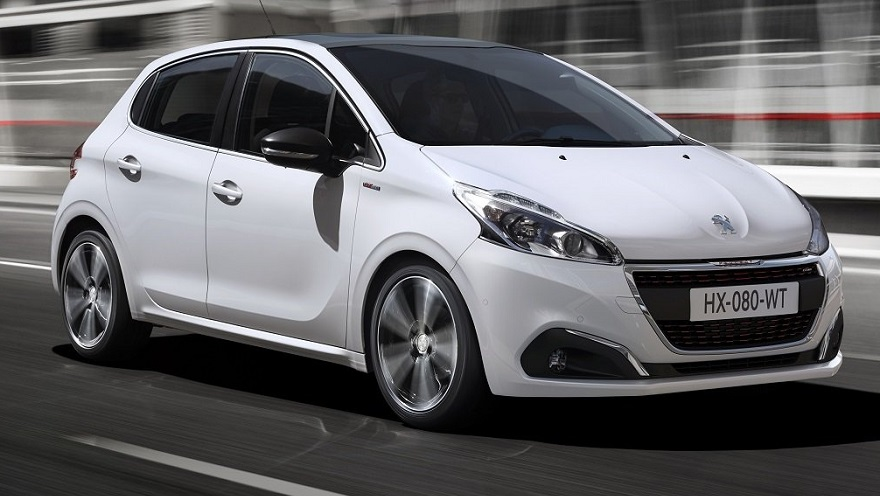 Peugeot 208, con grandes beneficios en julio.