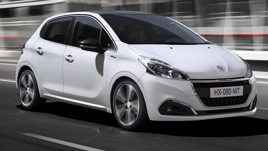 Peugeot 208, antes de la llegada de la nueva generación, completa el ranking de ventas.
