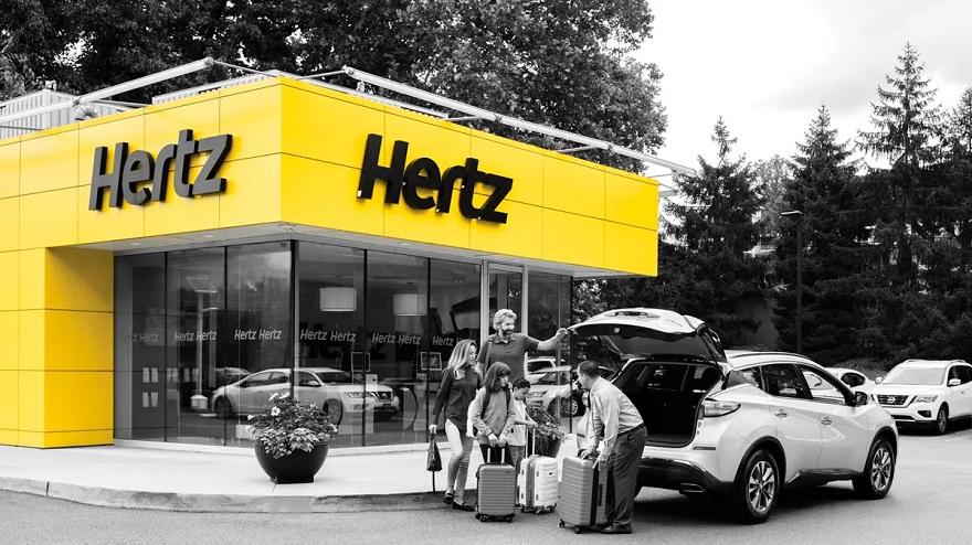 Hertz en bancarrota.