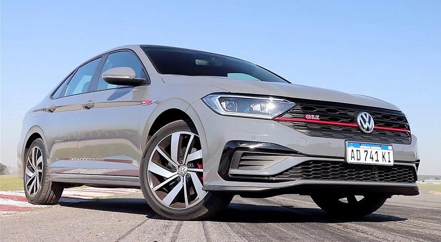 Volkswagen GLi, el deportivo alemán.