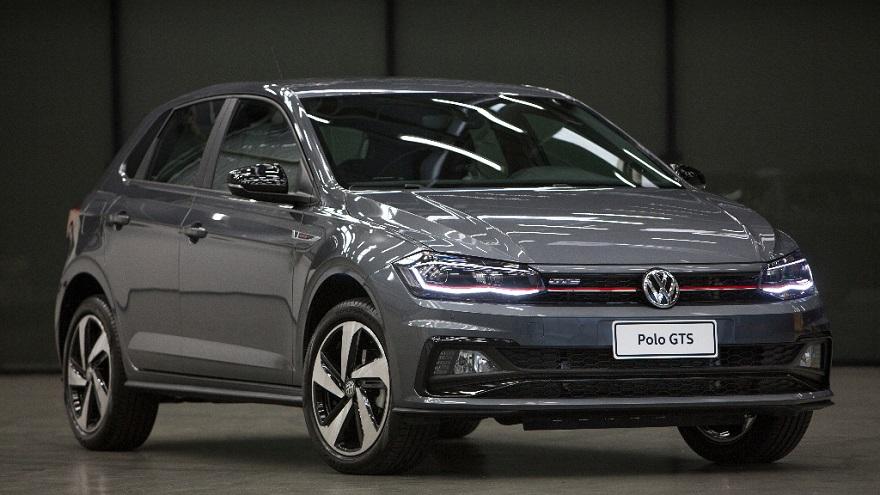 Volkswagen Polo, otro ganador, acá en su versión deportiva que llegará al país.