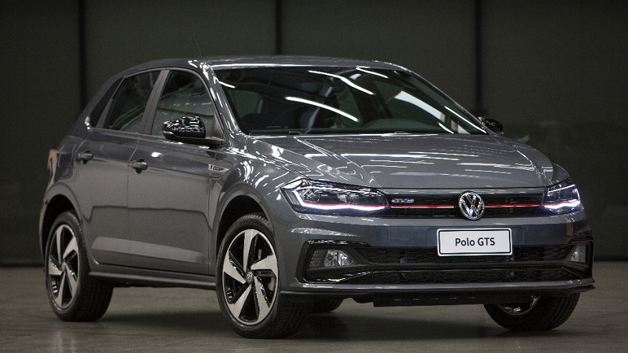 Volkswagen Polo GTS, recién llegado al mercado.